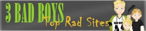 3 Bad Boys Rad Top Sites